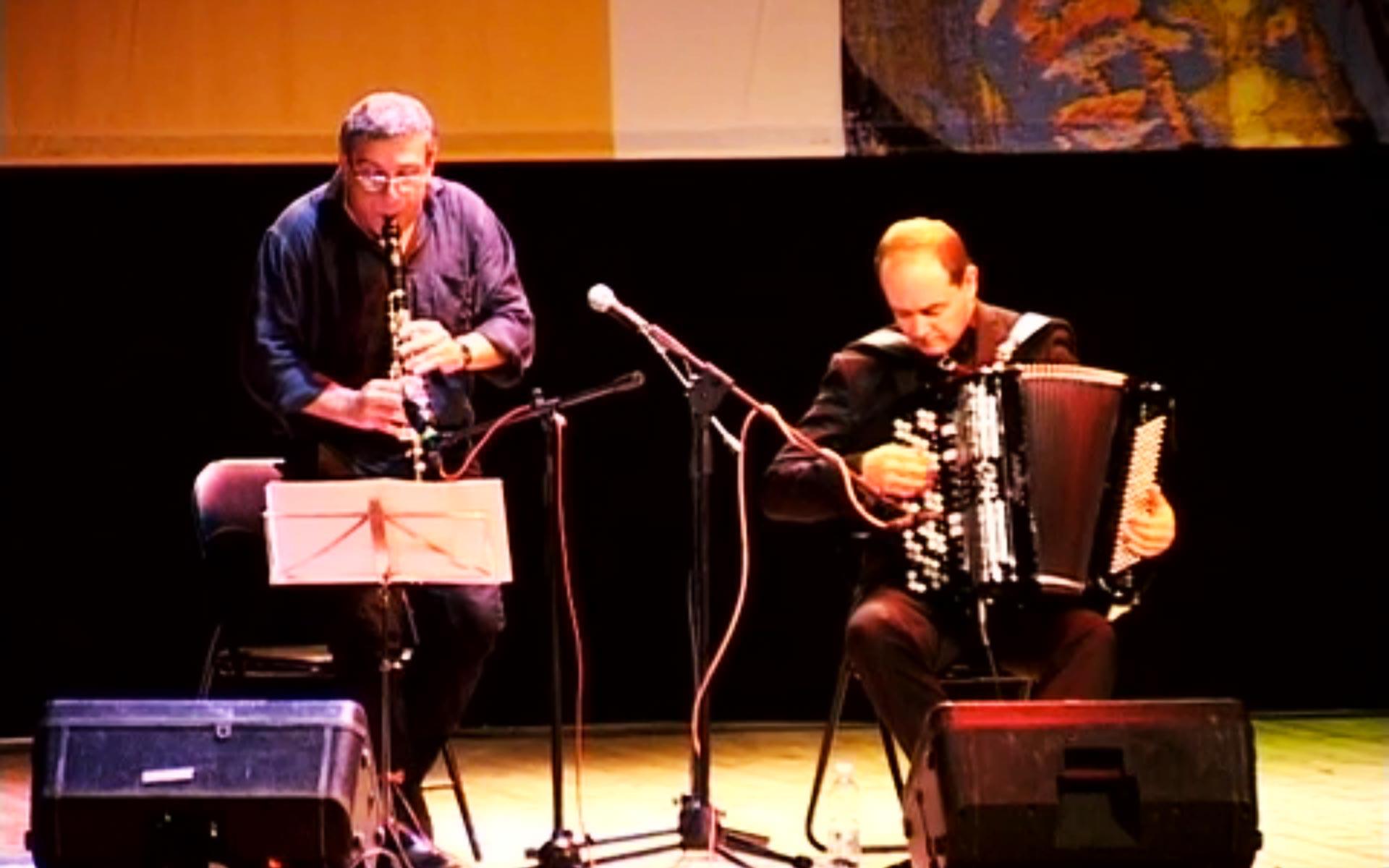 36o PIF Premio Internazionale della Fisarmonica 2011 | Stian Carstensen & Gabriele Mirabassi clip #08