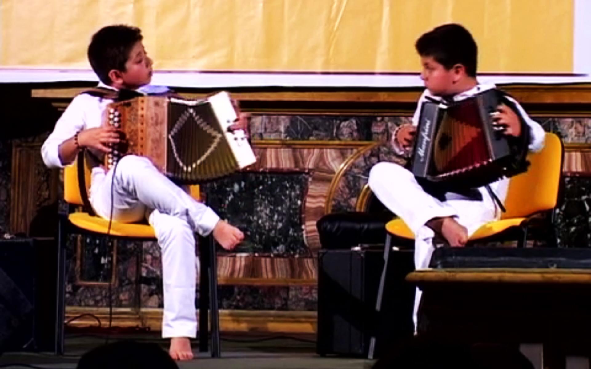 36o PIF Premio Internazionale della Fisarmonica 2011 | Alessandro e Gabriele Guglielmi clip #02
