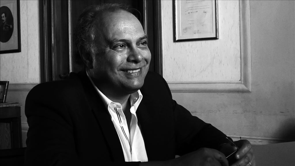 PIF 2014   Interview with Anibal Freire
