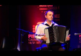 PIF2014 | Friday 19th | Performance by Jérôme Richard | Clip #2