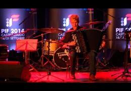 PIF2014 | Saturday 20th | Performance by Mika Väyrynen