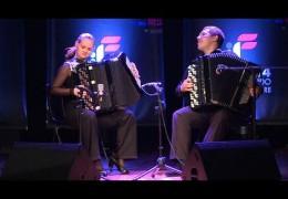PIF2014 | Domenica 21 | Premiazione della Categoria F ed esibizione del vincitore, Yakovleva Ivanov Duo