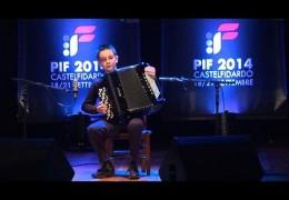 PIF2014 | Domenica 21 | Premiazione della Categoria B ed esibizione del vincitore, Alessandro Pagliari