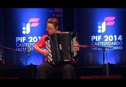 PIF2014 | Domenica 21 | Premiazione della Categoria C ed esibizione della vincitrice, Lin Janghan