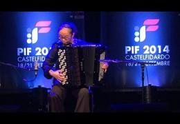 PIF2014 | Domenica 21 | Premiazione della Categoria D ed esibizione della vincitrice, Cheng Yuhan