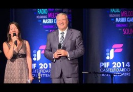 PIF2014   Sunday 21st   Speech of Mayor of Castelfidardo Mirco Soprani