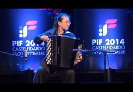 PIF2014 | Domenica 21 | Premiazione della Categoria Premio ed esibizione della vincitrice, Janan Tian