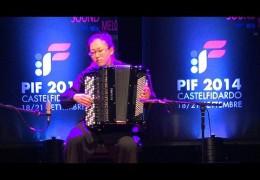 PIF2014   Sunday 21st   Performance by the PIF2014 winner Janan Tian