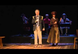 Fissò Armonikòs, men and accordions   Interview with Giorgio Felicetti and the cast of the show