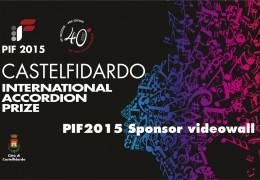 PIF2015 | VideoWall | Tutti i partner di Castelfidardo