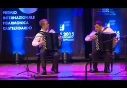 PIF2015 | Domenica 20 | Premiazione Categoria E ed esibizione dei vincitori Sib Duo