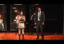 PIF2015 | Sunday 20th | Category B award ceremony and performance by the winners Petr Yarinenko