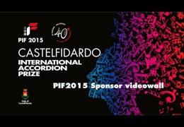 PIF 2015 | Videowall sponsor