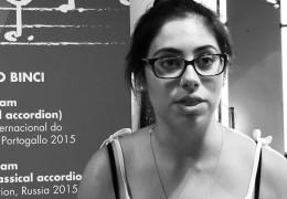 PIF 2015 | Intervista con Catarina Da Silva, fisarmonicista emergente portoghese