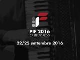 PIF 2016 | Presentazione della 41esima edizione e del nuovo AD
