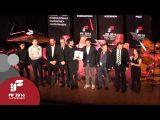 PIF2016 | Domenica 25 | Premiazione Categoria Premio ed esibizione del vincitore José Valente