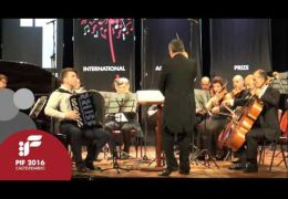 PIF2016   Sunday 25th   Vladimir Stupnikov, audition Premio Category 3rd round
