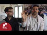 PIF2016 | Saturday 24th | AperiPIF, interview with Samuele Telari and Massimo Munari