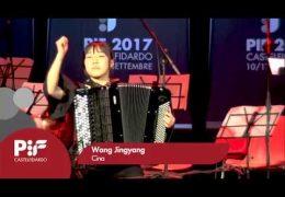 PIF2017 | Premiazione Categoria C ed esibizione della vincitrice Wang Jingyang