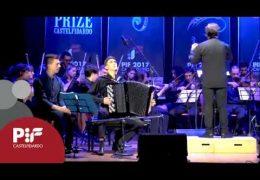 PIF2017 | Premiazione Categoria Premio ed esibizione del vincitore Artur Adrshin
