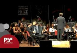 PIF2017 | Junhao Mao, audition Premio Category 3rd round
