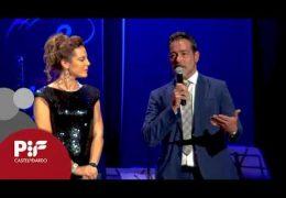 PIF2017 | Roberto Ascani, sindaco di Castelfidardo, apre la cerimonia di premiazione del 42° PIF