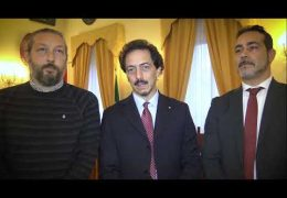 Interview with Roberto Ascani, Ruben Cittadini and Paolo Picchio
