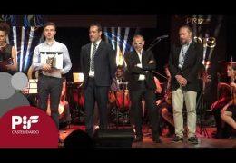 PIF2018 | Cerimonia di premiazione Categoria Premio