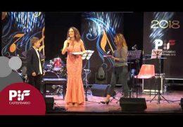 PIF2018 | Premiazione categoria Virtuoso Student12 ed esibizione della vincitrice Sofia Santorelli