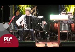 PIF2018 | Classical Junior category award ceremony and performance by the winner Arsenii Kiriukhin