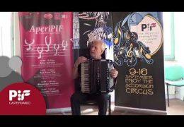 PIF2018 | AperiPIF, Giancarlo Caporilli, clip #1