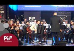 PIF2019   Premio Category auditions 3rd round, performance by Radu Ratoi