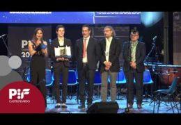 PIF2019 | Cerimonia di premiazione categoria premio