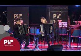 PIF2019 | Cerimonia di premiazione Categoria Classica Ensemble ed esibizione dei vincitori Fusion