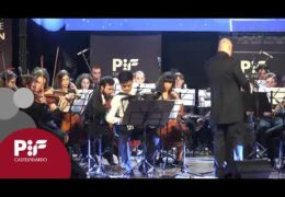 PIF2019   Premio Category auditions 3rd round, performance by Zhang Zhiyuan