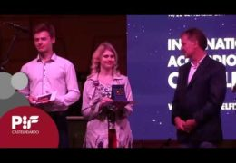 PIF2019   World Ensemble Category award ceremony