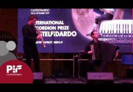 PIF2019   Auditions World Ensemble Category, Löhrke & Skorupski Duo