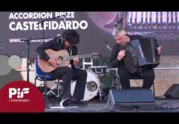 PIF2019 | PIFOpenStage, Riccardo Taddei Roman Gomes Duo