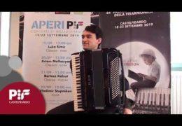 PIF2019   AperiPIF, Artem Malkhasyan