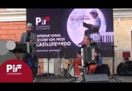 PIF2019 | PIFOpenStage, Aleksander Ipavec Francesco Bearzatti Duo