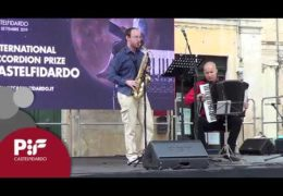 PIF2019   PIFOpenStage, SaxAkkord Duo
