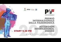 PIF2020 | Cerimonia d'apertura