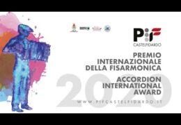 PIF2020 | Audizioni categoria Classica Premio
